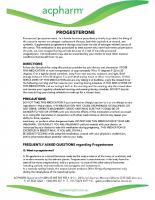 PROGESTERONE-info