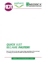 RDT Brochure